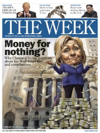 THE WEEK MONEY FOR NOTHING?