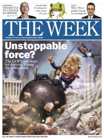 THE WEEK UNSTOPPABLE FORCE?