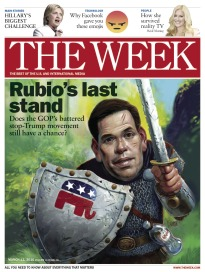 THE WEEK RUBIO'S LAST STAND