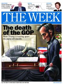 THE WEEK THE DEATH OF THE GOP