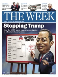 THE WEEK STOPPING TRUMP