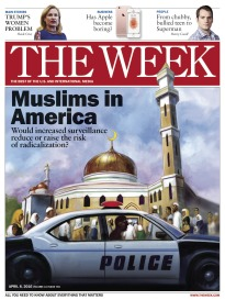 THE WEEK MUSLIMS IN AMERICA