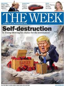 THE WEEK SELF-DESTRUCTION