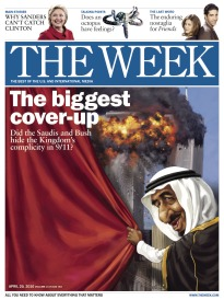 THE WEEK THE BIGGEST COVER-UP