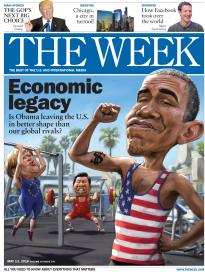 THE WEEK ECONOMIC LEGACY
