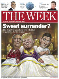 THE WEEK SWEET SURRENDER?