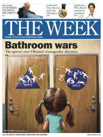 THE WEEK BATHROOM WARS