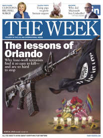 THE WEEK THE LESSONS OF ORLANDO