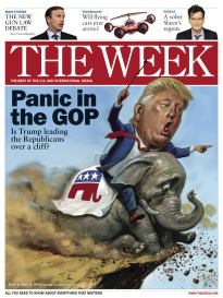 THE WEEK PANIC IN THE GOP