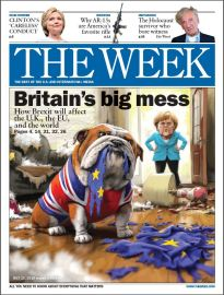 THE WEEK BRITAIN'S BIG MESS