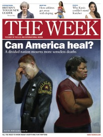 THE WEEK CAN AMERICA HEAL?