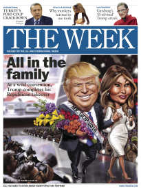 THE WEEK ALL IN THE FAMILY