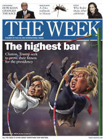 THE WEEK THE HIGHEST BAR