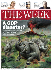 THE WEEK A GOP DISASTER?