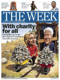 THE WEEK WITH CHARITY FOR ALL