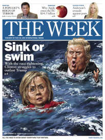 THE WEEK SINK OR SWIM