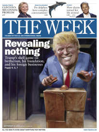 THE WEEK REVEALING NOTHING
