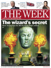 THE WEEK THE WIZARD'S SECRET