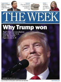 THE WEEK WHY TRUMP WON