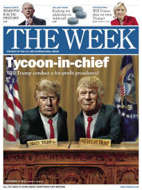 THE WEEK TYCOON-IN-CHIEF