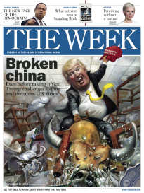 THE WEEK BROKEN CHINA