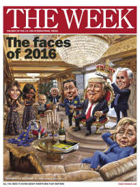 THE WEEK THE FACES OF 2016