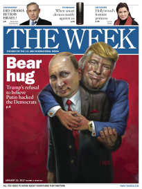 THE WEEK BEAR HUG