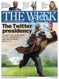 THE WEEK THE TWITTER PRESIDENCY