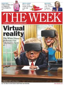 THE WEEK VIRTUAL REALITY