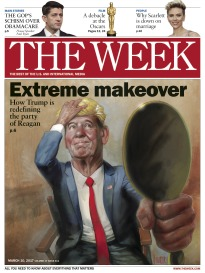 THE WEEK EXTREME MAKEOVER