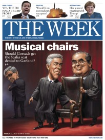 THE WEEK MUSICAL CHAIRS