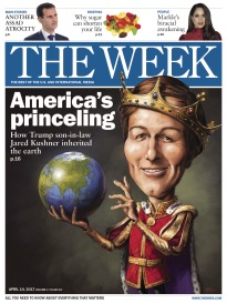 THE WEEK AMERICA'S PRINCELING