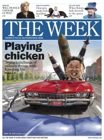 THE WEEK PLAYING CHICKEN