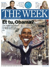 THE WEEK ET TU, OBAMA