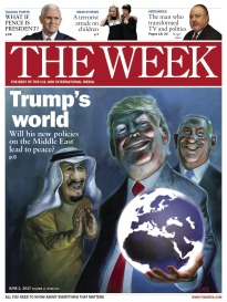THE WEEK TRUMP'S WORLD