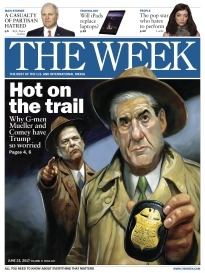 THE WEEK HOT ON THE TRAIL