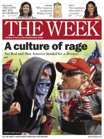 THE WEEK A CULTURE OF RAGE