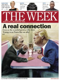 THE WEEK A REAL CONNECTION