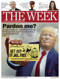 THE WEEK PARDON ME?