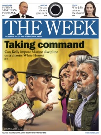 THE WEEK TAKING COMMAND