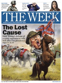 THE WEEK THE LOST CAUSE