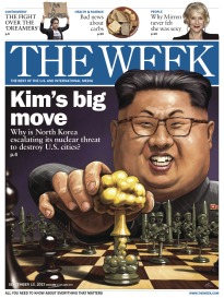 THE WEEK KIM'S BIG MOVE