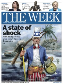 THE WEEK A STATE OF SHOCK