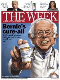 THE WEEK BERNIE'S CURE-ALL