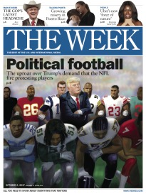 THE WEEK POLITICAL FOOTBALL