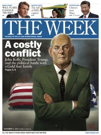 THE WEEK A COSTLY CONFLICT