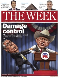 THE WEEK DAMAGE CONTROL