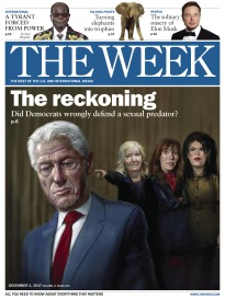 THE WEEK THE RECKONING