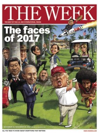 THE WEEK THE FACES OF 2017