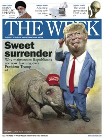 THE WEEK SWEET SURRENDER